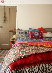 31 Bohemian Bedroom Ideas - Decoholic