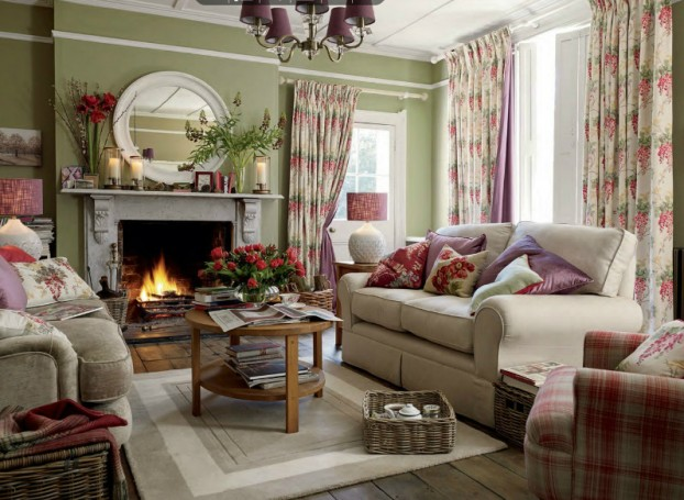New Laura Ashley 2015 Fall Winter Catalogue  Decoholic