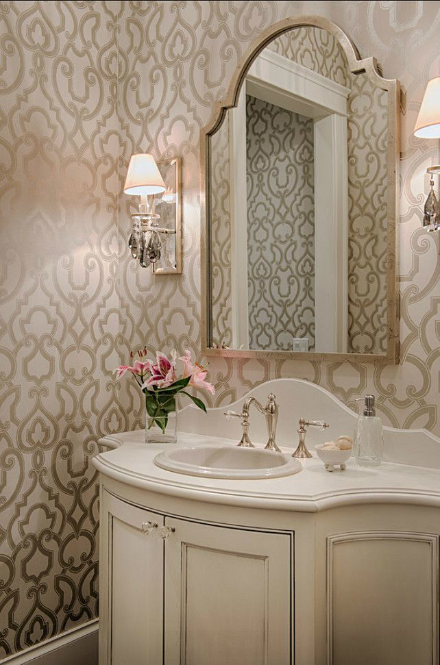 28 Powder Room Ideas