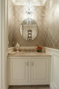 Powder Room Ideas | Joy Studio Design Gallery - Best Design