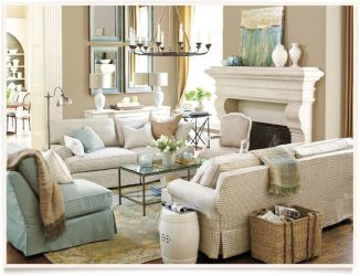 living room elegant rooms beige designs ballard decor space decorating khaki walls furniture accents sofa french colored decorate beach create