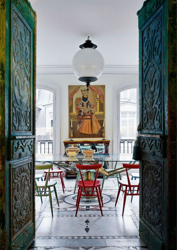 Fashion Forward Inside The Homes Of Fashion Designers