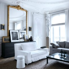 Modern French Living Room Decor Ideas Wall Units Designs For Gorgeous Interiors 40 Pics Decoholic Contemporary Parisian 9 10