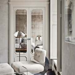 Modern French Living Room Decor Ideas Decorating For Small Rooms With A Fireplace Gorgeous Interiors 40 Pics Decoholic Contemporary Parisian 21