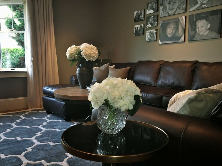 ralph lauren home chesterfield sofa light grey slipcovers how to decorate a living room with black leather ...