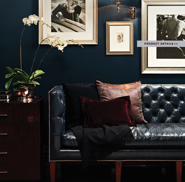 living room ideas with black leather sofa curtain how to decorate a decoholic elegant style decoratin