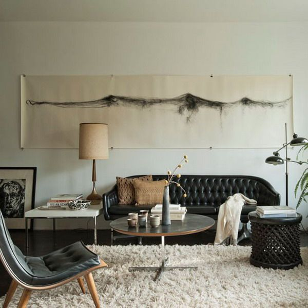 leather furniture ideas for living rooms decorating your room wall how to decorate a with black sofa decoholic neutral style decoratin