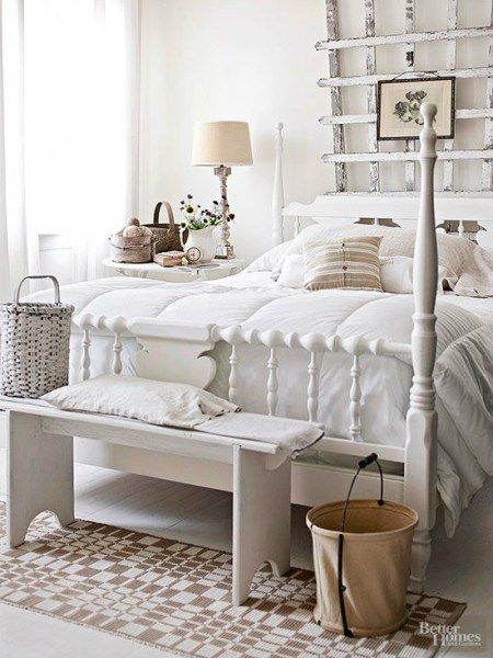 country farmhouse bedroom decorating ideas 10 Steps to Create a Cottage-Style Bedroom - Decoholic