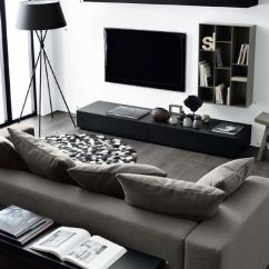 Pictures Of Modern White Living Rooms Simple False Ceiling Designs For Room 48 Black And Ideas Decoholic Idea 24