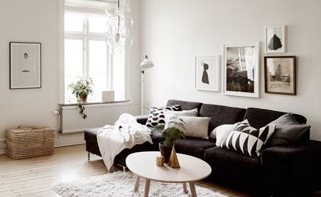 48 Black And White Living Room Ideas Decoholic