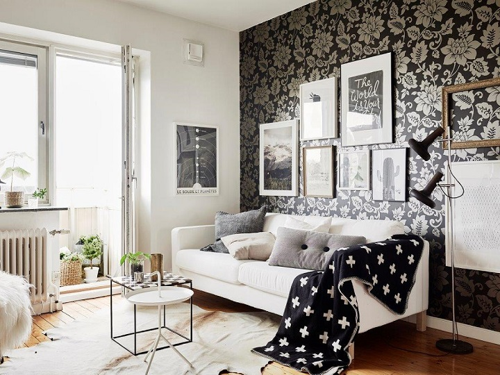 dark grey and white living room ideas pretty colors 48 black decoholic idea 30