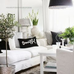 Design Ideas For Black And White Living Room Traditional 48 Decoholic Idea 41