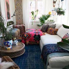 Bohemian Living Room Wall Ideas Beige Uk 26 Decoholic Decorating Idea 11