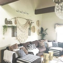 Living Room Decorating Pictures Designs With Brown Leather Furniture 26 Bohemian Ideas Decoholic Idea 17