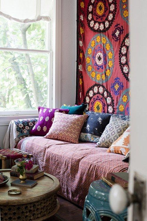 bohemian style living room oriental furniture 26 ideas decoholic decor idea 4