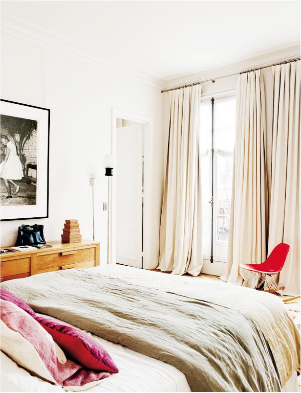 Eclectic Parisian Apartment  Decoholic