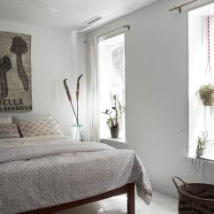 Fake Eames Chair Pillowcase Covers A Peek Inside Catbird Founder's Brooklyn Brownstone Home - Decoholic
