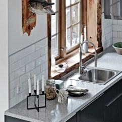 White Wooden Kitchen Chairs Cabinet Doors Modern Beautiful Scandinavian Interior Design - Decoholic