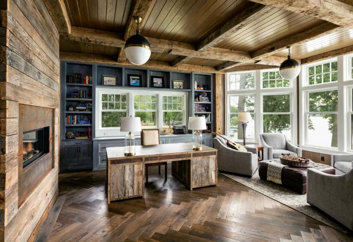 Dream Midwest Lake House  Decoholic