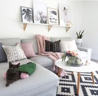 5 Creative Living Rooms Inspirations - Decoholic