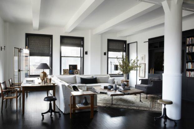 new york loft style living room custom archives decoholic creative family interior design