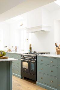51 Green Kitchen Designs - Decoholic