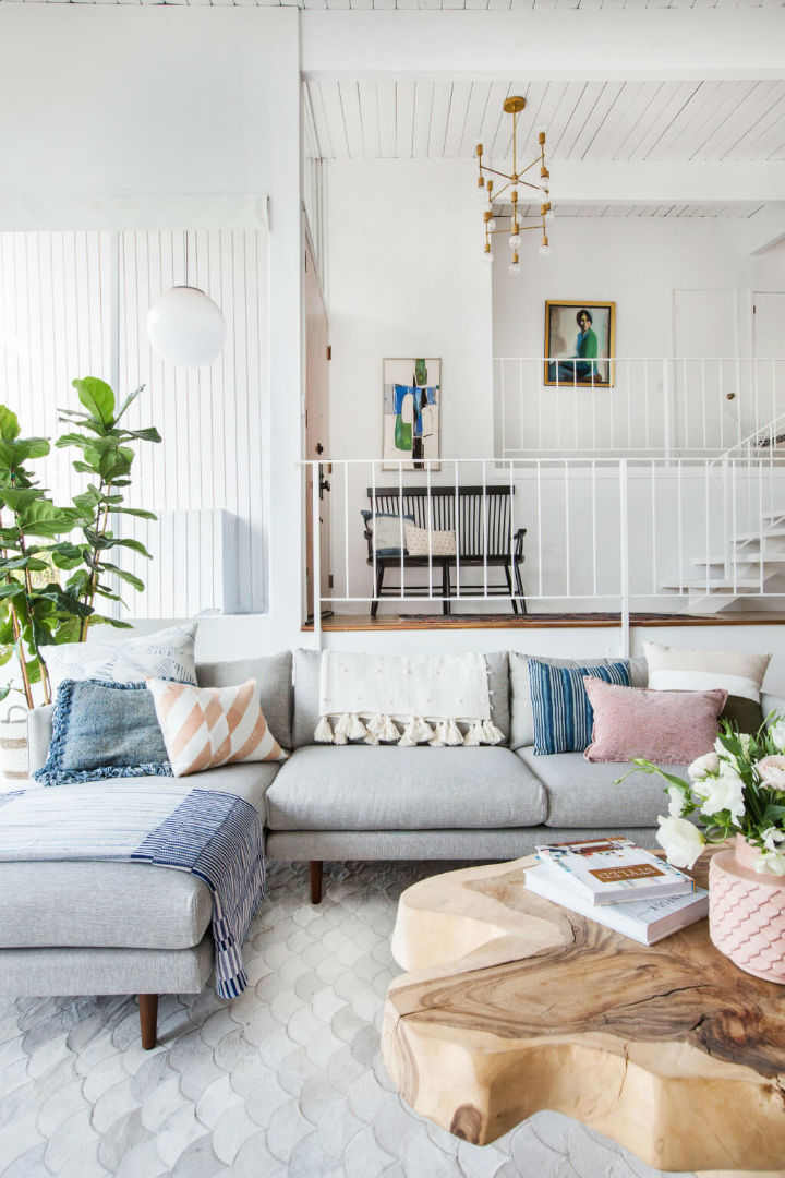 Emily Hendersons Living Room  Decoholic