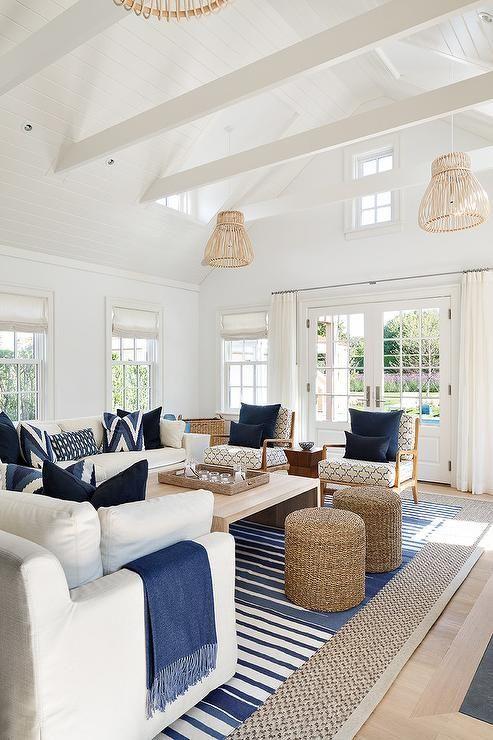 leather sofa set in dubai store near me 26 coastal living room ideas: give your an awe ...