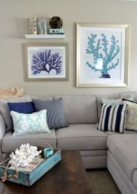 26 Coastal Living Room Ideas: Give Your Living Room An Awe ...