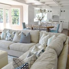 Beach Living Room Decor Furniture Placement In A Small Rectangular 26 Coastal Ideas Give Your An Awe Inspiring Idea 5