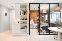 Small Scandinavian Apartment With Open and Airy Design ...