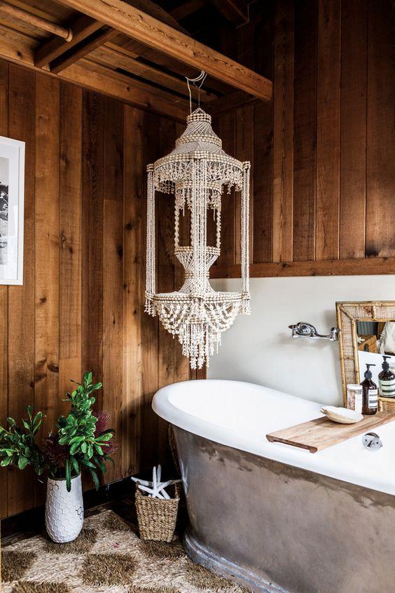 4 Light Bathroom Fixture