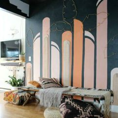 Sofa Sheets Upholstery Leather Sofas An Eclectic Bohemian Jungle - Decoholic