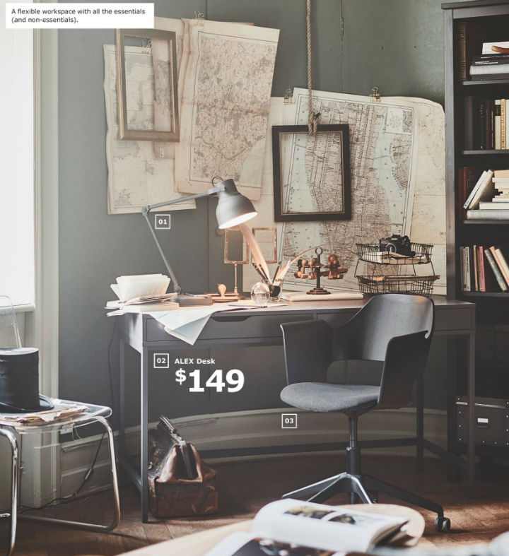 old world living room design wood stove ikea 2019 catalogue - decoholic