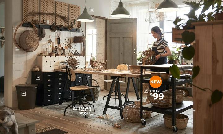 cool kitchen islands outdoor sinks ikea 2019 catalogue - decoholic