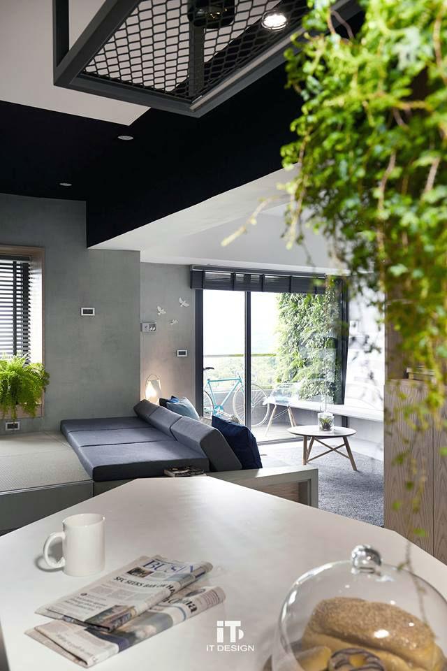 Minimalist Taiwanese Interior Design  Decoholic