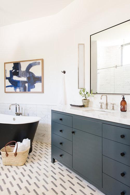 12 Blue Bathroom Ideas You Ll Love Decoholic