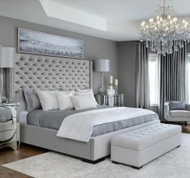 bedroom gray paint grey decoholic