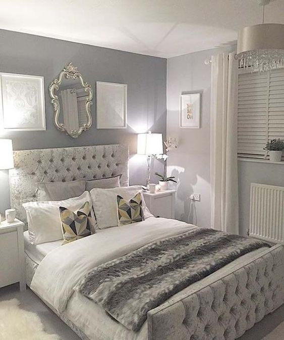 grey bedroom design idea 6