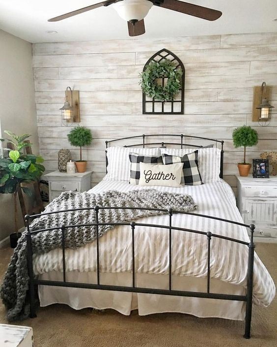 Incredible Country Bedroom Ideas For You Decoholic