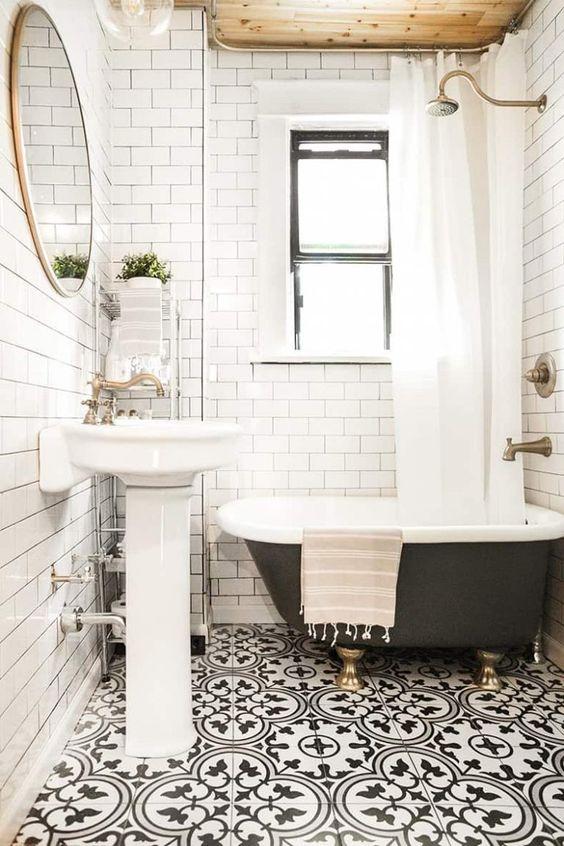 20 best bathroom floor tile ideas
