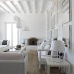 Ideas For Small Apartment Living Room Design Latest Sofa Designs Luxurious Villa In Mykonos, Greece - Decoholic
