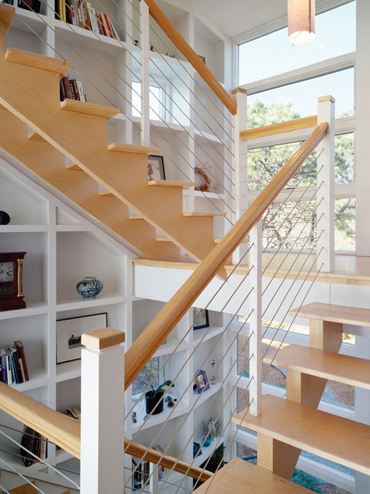 Bookcase Stairs The Best Stair Step Bookcase Combos To Be In Awe Of | Decohoms