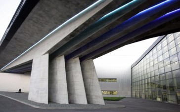 BMW Central Building, Liepzig (2005)