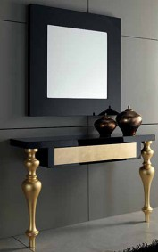 Muebles dorados 10