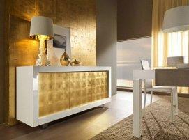 Muebles dorados 2
