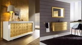 Muebles dorados 3