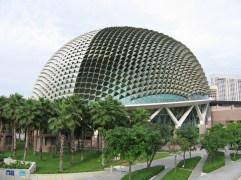 1. Teatro Explanada (Singapur)