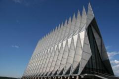 101. Capilla de la fuerza aérea (Colorado, EEUU)