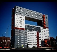 16. Edificio Mirador (Madrid, España)
